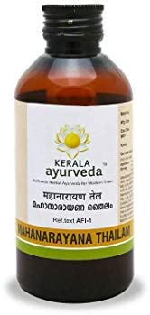 Kerala Ayurveda Mahanarayana Thailam - 200 ml (Pack of 1)