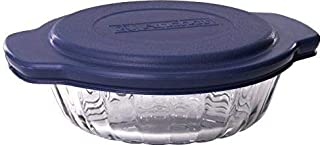 Anchor Hocking Oven dISH (2 Quart Casserole With Lid)