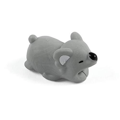 PhoneNatic Connettore Cellulari - Custodia con Animali per Cavi - Proteggi Cavo - Animaletti per Cavo Lightning – Koala