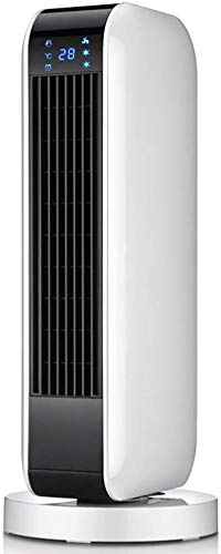 Qbylyf Keramische heater-huis, elektrische ventilatorkachel, energiebesparend, driedimensionale verwarming voor badkamer, warme lucht (afmetingen 46 x 18 x 18 cm) kjhgf
