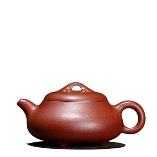 Review WXQ-XQ Wang Ore Bottom Slot Han Qing Tong Stone Scoop Pot Handmade teapot