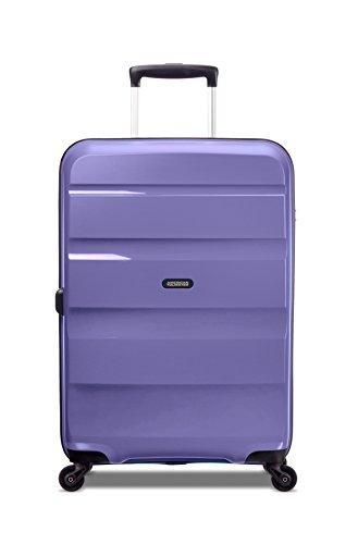 American Tourister Bon Air Spinner Valigia 66 Cm, 58 L, Viola (Lavender Purple)
