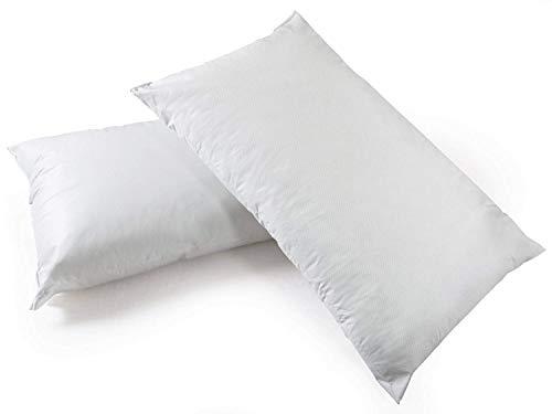 COMFORTNIGHTS, Waterproof and Wipe clean Pillow Protector, pair.
