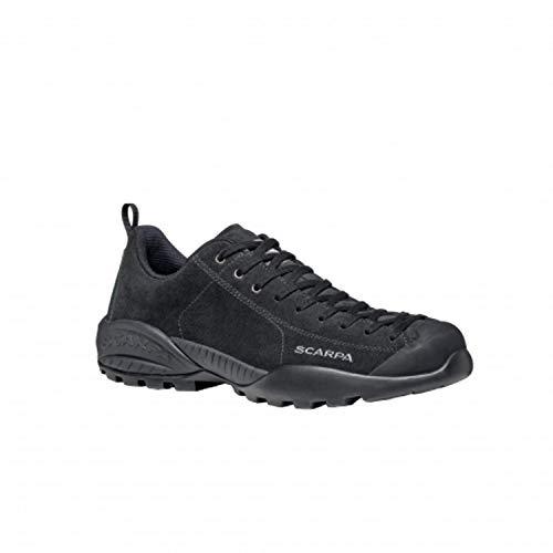 Scarpa Mojito GTX, Zapatillas de Trail Running, Black-Black Gore-Tex BM Spider Trek, 37.5 EU