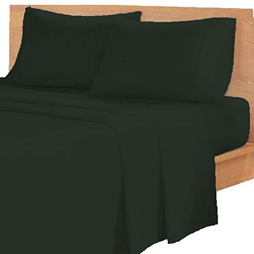 MISR LINEN Juego de sábanas de algodón Egipcio de 400 Hilos, 15 ...