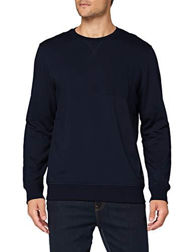 Esprit 080EE2J301 Sweatshirt, Herren, Blau L