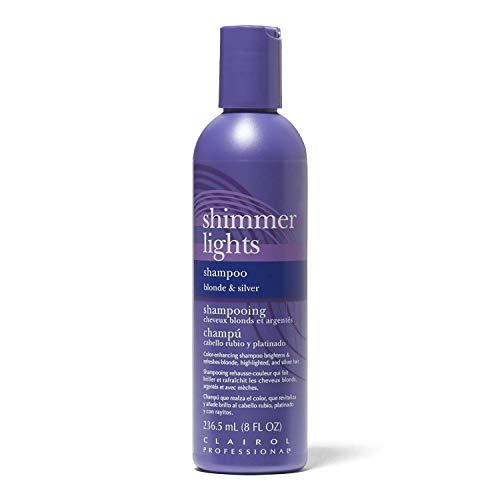 Clairol Shimmer Lights Shampoo - blonde & silver - 8 oz