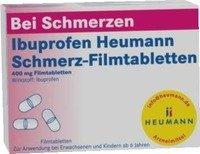 Ibuprofen Heumann Schmerztabl. 400 Mg 10 ST