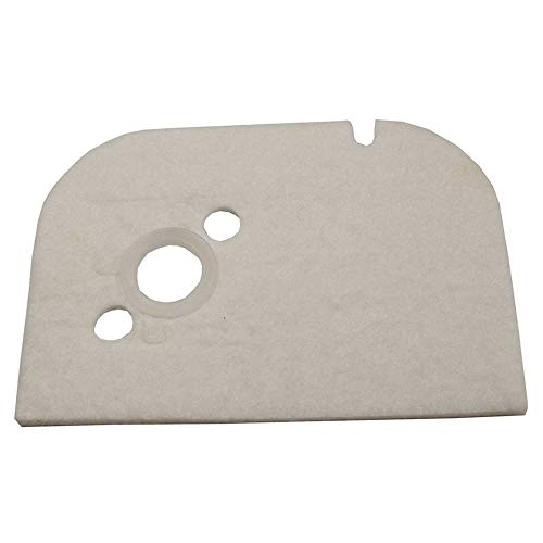 Stens New Air Filter 605-805 Compatible with Stihl 009, 010, 011 and 012 1120 120 1600, 1120 124 0800, White