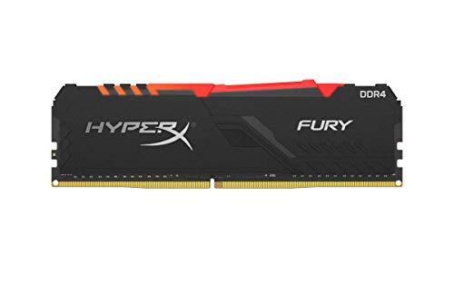 HyperX Fury HX430C15FB3A/8 Memoria DIMM DDR4, 8GB, 3000 MHz, CL15 1Rx8 RGB