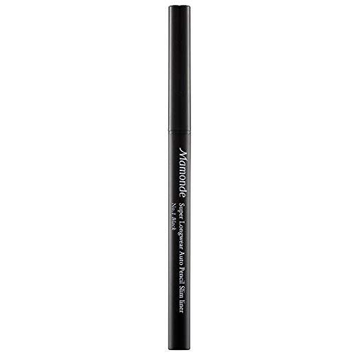Mamonde Super Longwear Auto Pencil Eyeliner Makeup 01 Black, 0.1 g