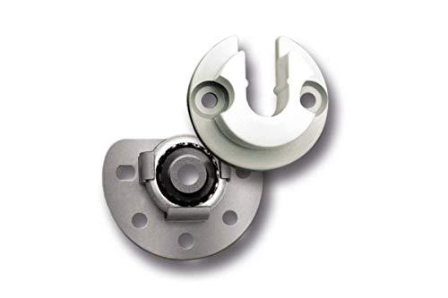 Schellenberg 83501 60 a 70 mm, soporte para persianas