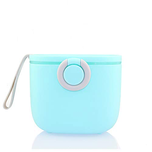 Blue Design May Vary Baby Mam Milk Powder Dispenser