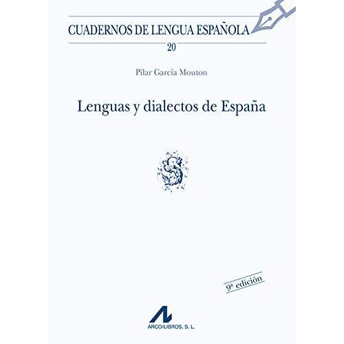 Lenguas y dialectos de España Cuadernos de lengua española: Amazon ...