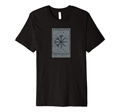 Anu Sumerian Mythology Ancient Astronauts Occult Enki Tarot Premium T-Shirt