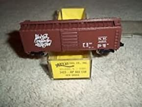 N Scale ATLAS 40 Foot Box Car New haven - Freight train car - 3425