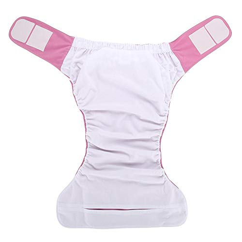 top 10 adult washable cloth diapers Large adult cloth diapers, reusable, washable, adjustable. Large diapers after surgery, the elderly, people with disabilities …