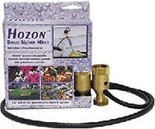Hozon Injector Brass Siphon Mixer