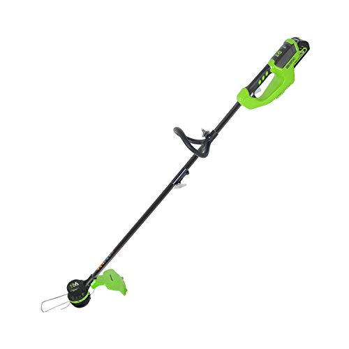 Buy Greenworks 14-Inch 40V Brushless Cordless String Trimmer, Battery Not Included ST40L00