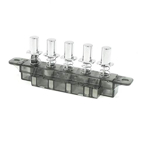 LNIEGE 5 Tasten-Schalter für Klaviertastatur