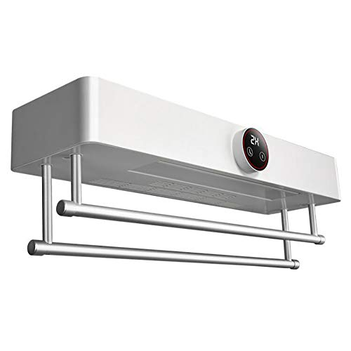 LYzpf badkamer handdoekhouder badkamerradiator elektrisch opbergrek energie besparen handdoekradiator design radiator verwarming thuis drogen rek