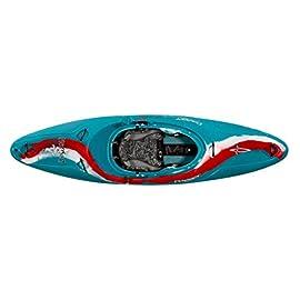 "Dagger Mamba 8.6 | Sit Inside Whitewater Kayak | Creeker Kayak for Larger Paddlers | 8' 6"" 2 Contour Ergo Outfitting Ratchet Adjustable Backband Tank Style Roto Molded Seating with Leg Lifter"