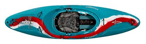 Dagger Mamba 8.6 | Sit Inside Whitewater Kayak | Creeker Kayak for Larger Paddlers | 8' 6
