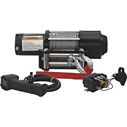 Ironton 12 Volt 5,000-Lb Capacity DC Powered Electric  Winch Review