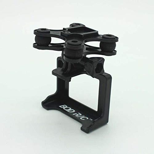 Wenjie RC Drone Kamera Kit für SYMA X8 X8C X8W X8G X8HC X8HW X8HG Halter Gimbal RC Quadrocopter Drone Ersatzteile-Schwarz