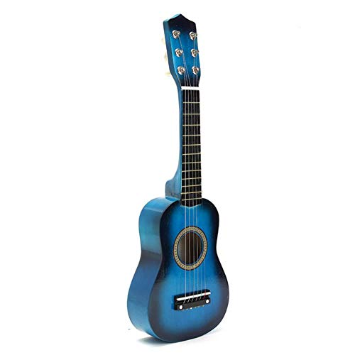 ZFZFZF Práctica ukelele guitarra popular niños instrumentos musicales música educación temprana música guitarra regalo ukelele 105/5000 China Blue