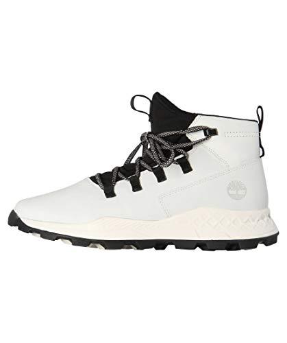 Timberland Brooklyn Modern Alpine Chukka Botas para hombre, color Blanco, talla 41.5 EU