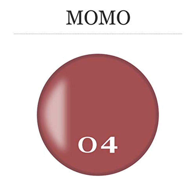 たくさんブレーキ参照するカラージェル MOMO-04 by nail for all