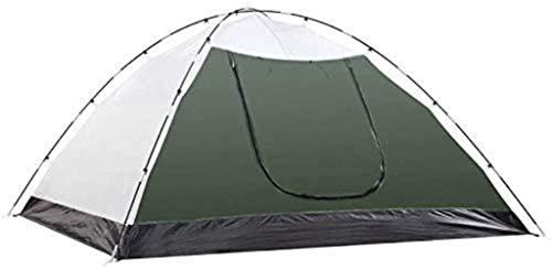 DIMPLEYA 3-4 Personen Camping-Zelt Im Freien Sun Shelter Wasserdichtes Shade Wandern Baldachin Tragbare Reisen Zelte Falten Sport Aussenzelt Für
