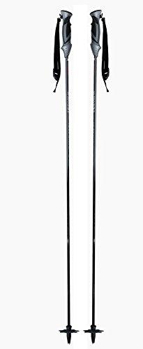 "WINGET Carbon Fiber Mountain Alpine Ski Poles XA-80 105cm(41.3"")"
