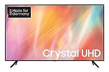 Samsung Crystal UHD 4K TV 85 Zoll (GU85AU7179UXZG), HDR, Q-Symphony, Boundless screen [2021]©Amazon