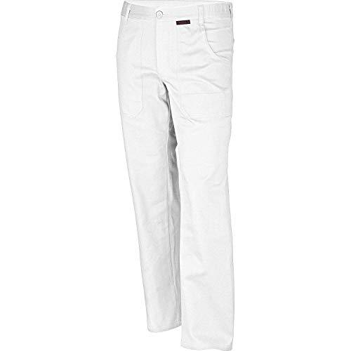 Arbeitshose QUALITEX 270, Weiß, Größe 54 54,Weiß