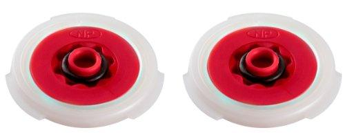 Perlator 11002598 Wassersparer für Duschschlauch mit Dichtung, 2 Stück