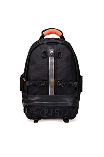 Parajumpers Rucksack Laptop-Tasche Hubbard Backpack schwarz - unisex