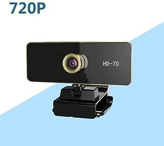 LZRDZSWYXGS 1080P HD Webcam con micrófono cámara de enfoque manual la cámara web del ordenador PC cámara webcam for video llamadas de conferencia de grabación 1 megapíxeles Suitable for home comput