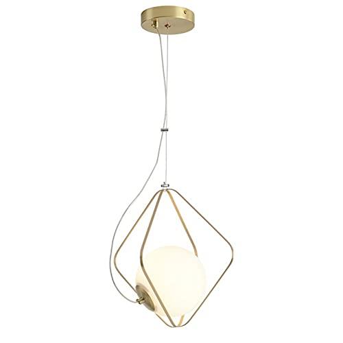 Chandelier Agriturismo Lampada da soffitto in ottone indoor LED LED Lampada a sospensione Attrezzatura Attrezzatura adatta per sala da pranzo, cucina, camera da letto, corridoio Lampadari moderni