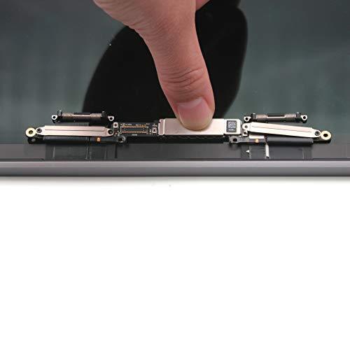 FTDLCD® 13.3 Zoll LED LCD Screen Komplett Display Bildschirm für MacBook Pro Retina A1708 EMC 2978 3164 (Space Gray)
