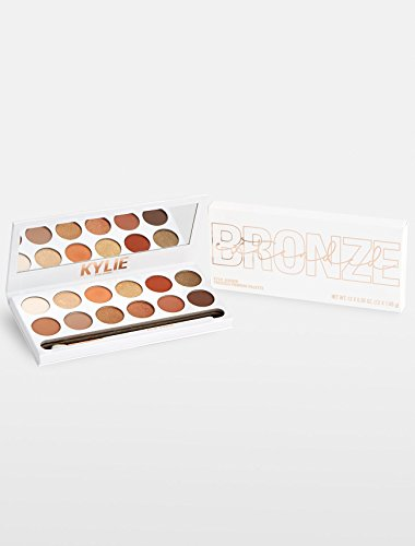 Kylie Cosmetics Bronze Extended Kyshadow Palette