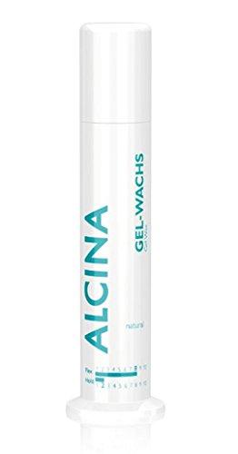 Alcina Styling Natural - Gel-Wachs Macht das Haar optimal formbar - 100 ml