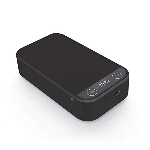 YIQUTECH UV Smartphone Sanitize Box (Black)