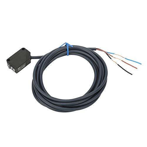 Nitrip E3Z-D61 Sensor infrarrojo de reflexión difusa NPN Interruptor fotoeléctrico 12-24VDC