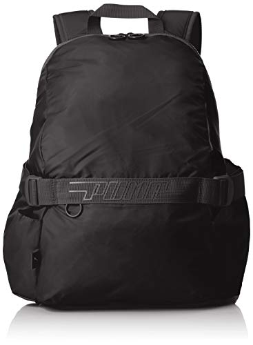 Puma Cosmic Backpack Mochilla, Mujer, Black, OSFA