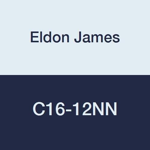Eldon James C16-12NN Natural Nylon Ba Indianapolis Mall Reduction Coupler free Hose 1
