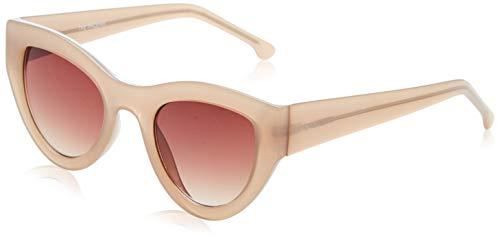 Komono Phoenix Monturas de gafas, Beige (Sahara), 48.0 para Mujer
