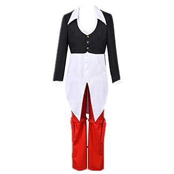 EChunchan Iori Yagami Cosplay Costume Uniform Suit Halloween Christmas New Year Party Costume  Male XXL