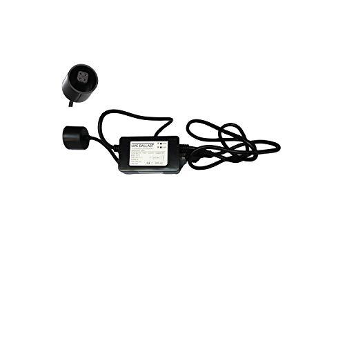 Balastro de repuesto 40W-55W para esterilizador UV de agua con alarma LED y sonido, lampara germicida UV Balasto electronico y alarma